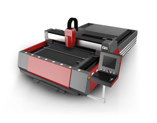 Laser cutting machine equipment