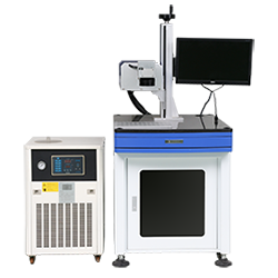 Laser marking machine equipment