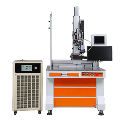 Laser welding machine equipment